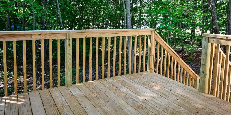 Deck Construction in Clemmons, North Carolina